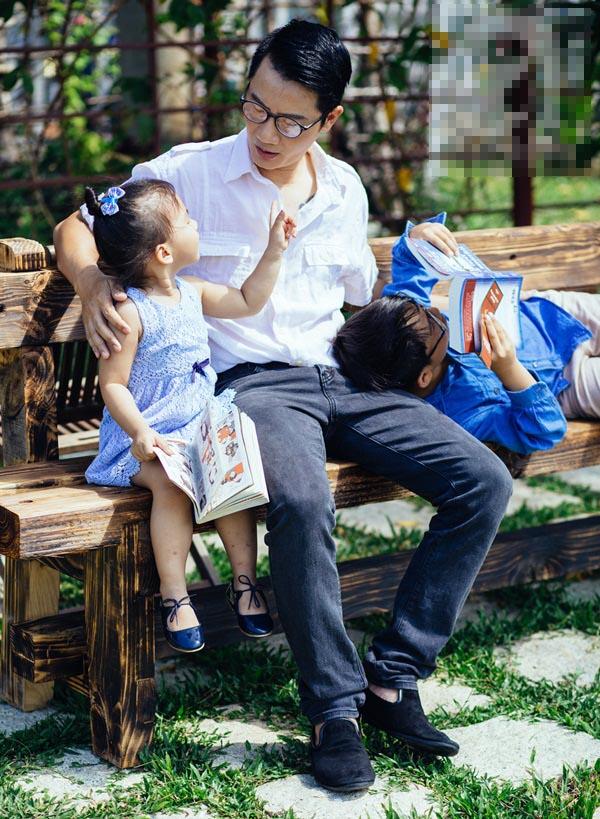 Thấm thía cách dạy con của sao Việt ảnh 1