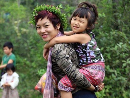 Thấm thía cách dạy con của sao Việt ảnh 3