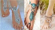 Muôn kiểu trang sức tuyệt đẹp cho đôi chân