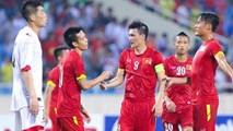 Xem lại 3 bàn thắng tuyệt đẹp trong trận Việt Nam - Đài Loan