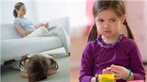 Bật mí cách hiệu quả để dạy trẻ bướng bỉnh không dùng đòn roi