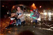 Sài Gòn mưa lụt lịch sử