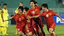 Gặp vận may, nữ Việt Nam trên đường tới Olympic 2016