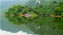 Sơn thủy hữu tình ở Nà Hang - Tuyên Quang