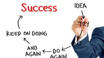 Muốn thành công, hãy nghĩ xa, đừng làm ngắn