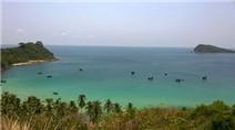 Nam Du - nàng tiên cá ẩn mình giữa đại dương xanh