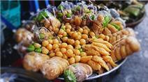 Những món ăn vặt chảy nước miếng ở chợ Châu Đốc