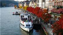 Trải nghiệm mùa thu đầy sắc màu tại Bỉ