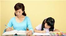 Phương pháp dạy con học giỏi tuyệt vời của người mẹ mù chữ