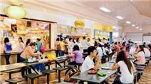 Canteen trường học khắp thế giới bán gì?