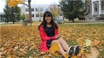 Cô gái nhận học bổng của 7 trường đại học Mỹ