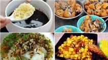 Những món ăn vặt siêu lòng người khi tiết trời se lạnh