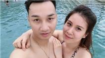 """""""Xúc động"""" clip MC Thành Trung hát tặng bạn gái"""