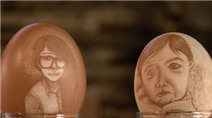 9X kiếm hàng chục triệu/tháng nhờ tái chế vỏ trứng