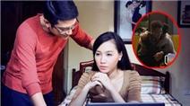Lộ clip MC Minh Hà ôm ấp Chí Nhân đã có vợ