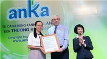 Hơn triệu lượt truy xuất nguồn gốc sữa trên ankamilk.com