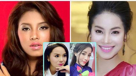 """Nghi án dao kéo """"hoành hành"""" showbiz Việt 2015"""