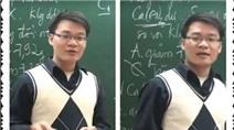 Hai giáo viên trẻ ôn thi online gây bão cộng đồng mạng