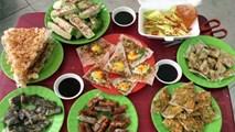 Bánh tráng Đà Nẵng, món quà vặt dân dã mà ngon khó quên