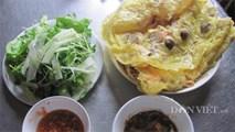 Bánh xèo xứ Quảng, từ quê đến phố ai cũng muốn ăn