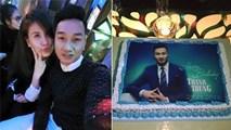 MC Thành Trung đón sinh nhật bên người yêu