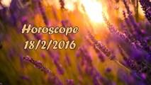 Horoscope ngày thứ Năm (18/2): Thiên Bình được