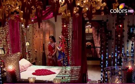 Xem trước Cô dâu 8 tuổi - Tập 36: Đêm tân hôn cực kỳ nóng bỏng của Jagdish và Ganga ảnh 1