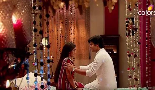 Xem trước Cô dâu 8 tuổi - Tập 36: Đêm tân hôn cực kỳ nóng bỏng của Jagdish và Ganga ảnh 3