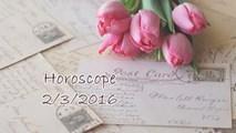 Horoscope ngày thứ Tư (2/3): Bọ Cạp được tiếp thêm năng lượng