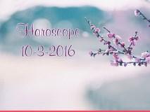 Horoscope ngày thứ Năm (10/3): Xử Nữ cần thay đổi cách tư duy