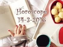 Horoscope ngày thứ Hai (14/3): Thiên Bình cần dứt khoát rõ ràng