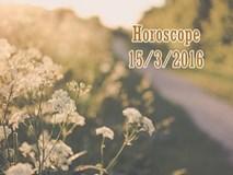 Horoscope ngày thứ Ba (15/3): Sư Tử cần linh hoạt hơn khi giao tiếp