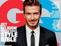 David Beckham đẹp hút hồn trên tạp chí danh tiếng GQ