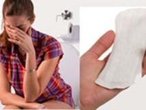 5 việc chị em từng làm với băng vệ sinh mà không biết là rước thêm bệnh