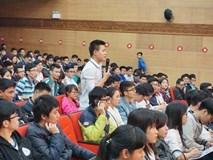 CEO trẻ chia sẻ kinh nghiệm ngày đầu khởi nghiệp