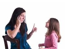 Trẻ biết cãi lại là… ngoan!