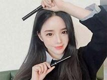 Nữ du học sinh xinh đẹp được ví là 'búp bê' Hàn phiên bản Việt