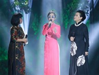Hồng Nhung gọi Khánh Ly là thần tượng, ví mình là cột đèn