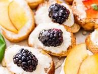 Top 9 loại trái cây giúp chị em mãi mãi tươi trẻ