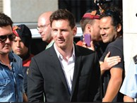 Messi và hàng loạt sao bóng đá dính bê bối Tài liệu Panama
