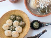 Những món bánh trôi bánh chay cho tết Hàn thực
