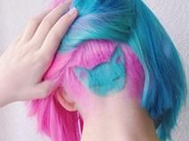 Trào lưu tạo hình cho tóc gáy thu hút giới trẻ thế giới