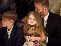 Harper được bình chọn là nhóc tì có tầm ảnh hưởng nhất trong lĩnh vực thời trang