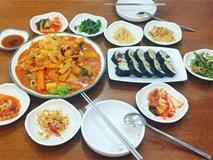 """4 quán Hàn """"ăn no mà không lo về giá"""" để tụ tập kì nghỉ lễ"""