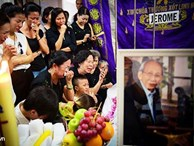 Gia đình nhạc sĩ Nguyễn Ánh 9 đau đớn trong lễ nhập quan