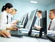 Nhân viên văn phòng không nên chủ quan với hội chứng DES