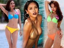 Đường cong sexy của 8 mỹ nữ Việt