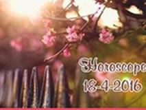 Horoscope ngày thứ Hai (18/4): Nhân Mã phân vân giữa những lựa chọn