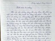 Cô giáo trèo đèo lội suối nghỉ việc viết tâm thư gửi Bộ trưởng