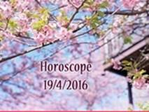 Horoscope ngày thứ Ba (19/4): Cự Giải có cơ hội mở rộng kinh doanh
